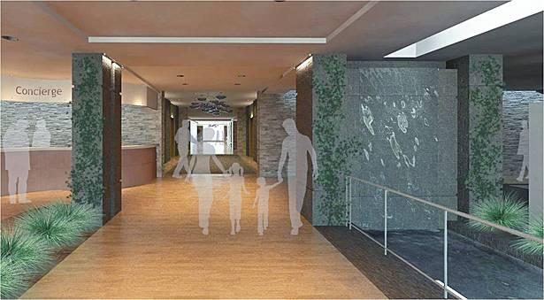 Concierge Lobby