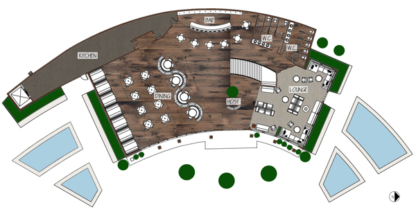 Wasabi Rendered Floor Plan- Level 2.