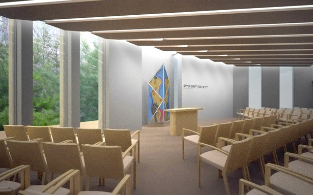 New Chapel design