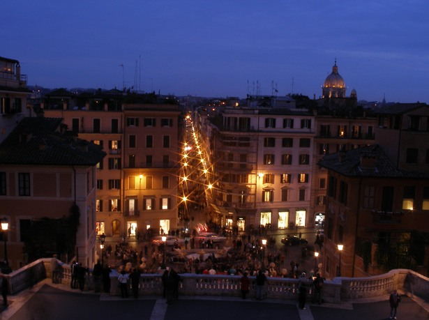 Spanish Steps-Rome, Italy