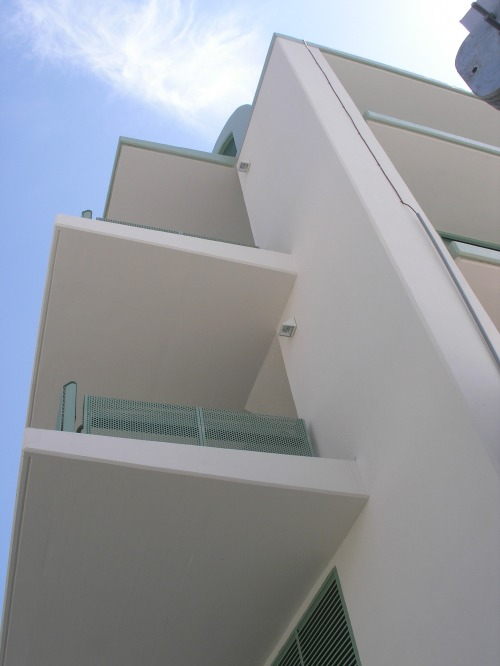 Back Elevation - photo of details