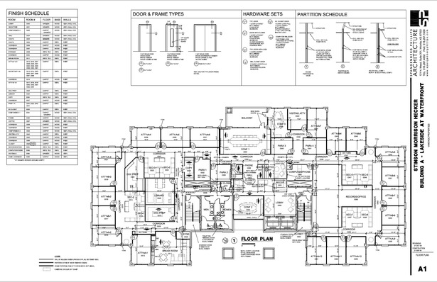 SMH Floor plan