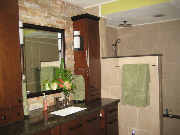 Enlarged and renovated Bathroom