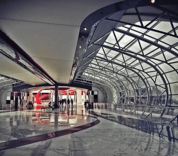 Ferrari World, Dubai
