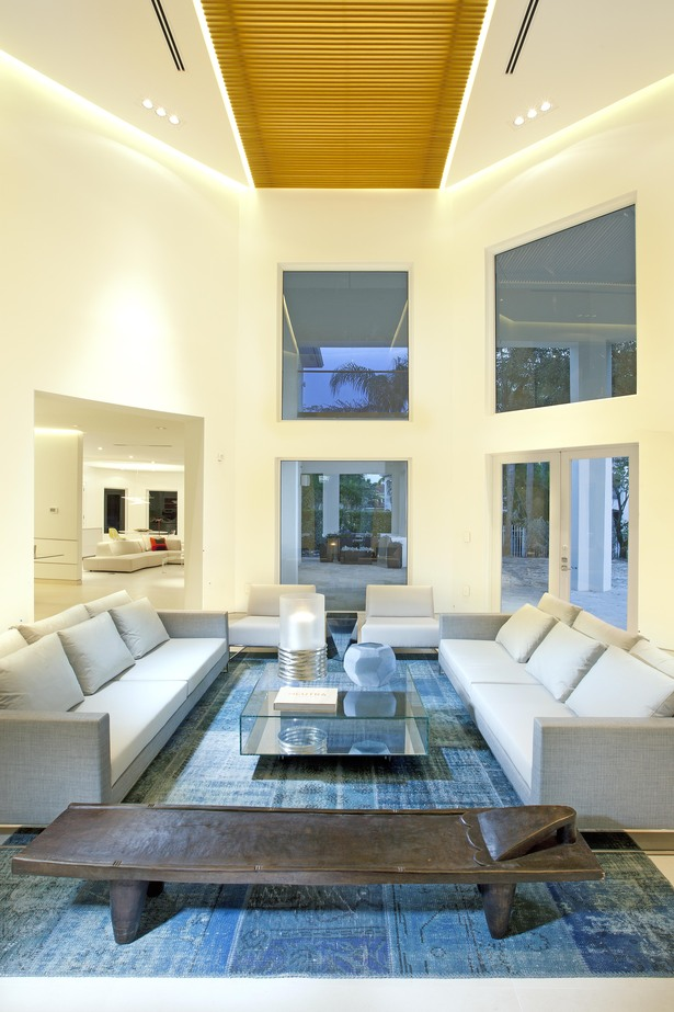 Living room - Miami Interior Design