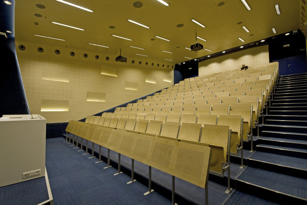 C lecture hall