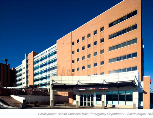 Presbyterian Hospital- Decker Perich Sabatini- Built