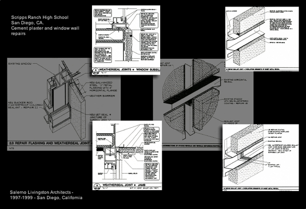 Salerno Livingston Architects - Work project - 1997-1999