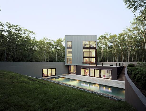 Sagaponac House / Photo by Michael Moran