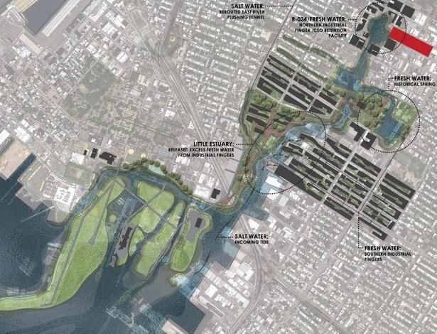 Gowanus Canal Masterplan