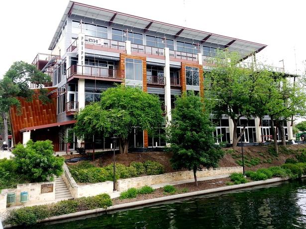 The Phipps Office On The San Antonio Riverwalk Kent