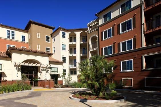Villa Granada, Santa Clara CA, LEED-NC Gold