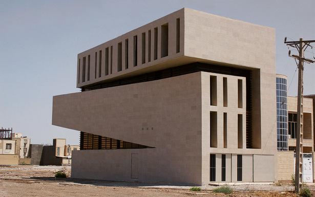 معماری ایران ، آپارتمان مسکونی ، معماری در آبادان