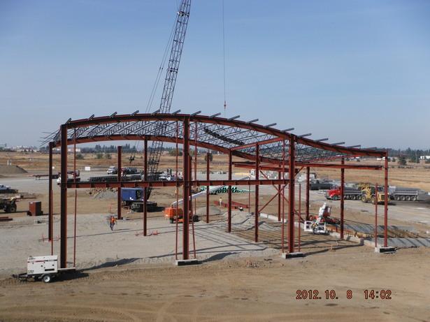 Construction shot