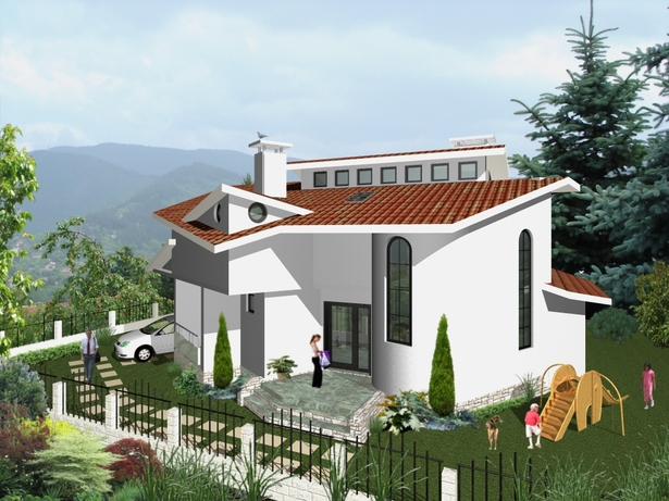 Private House Villa Radina - elevation