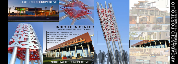INDIO TEEN CENTER - INDIO, CA - 2007