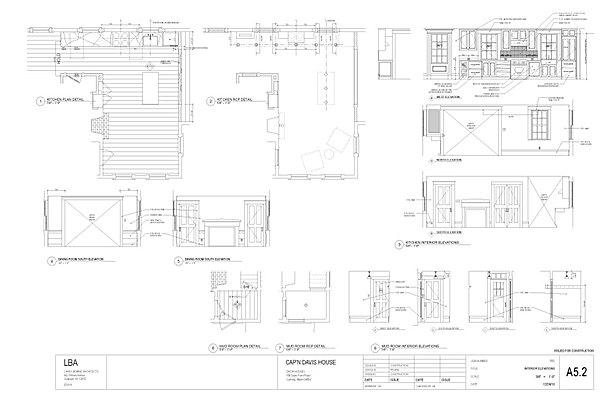 Interior Elevations (Chris Norris)