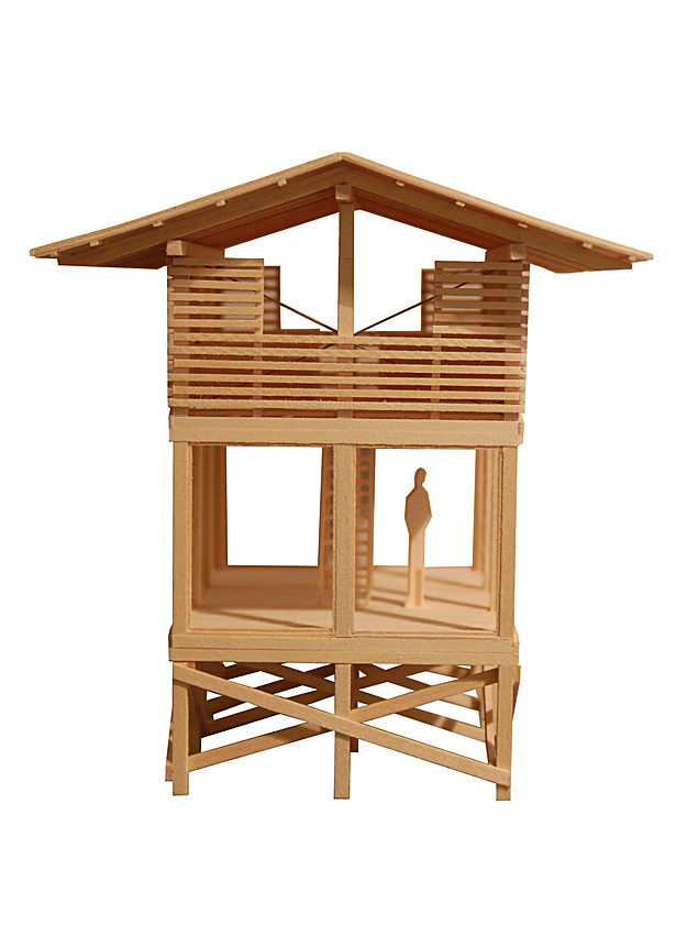 Physical Model of one Dwelling Unit