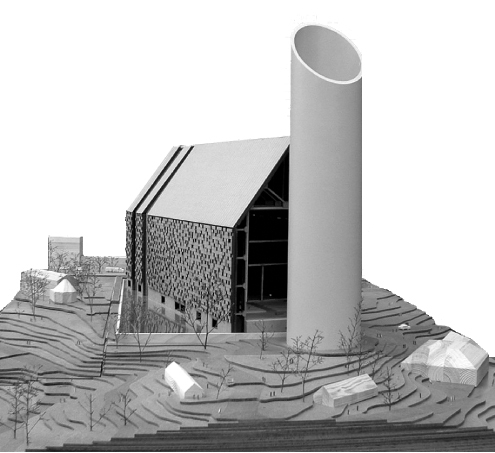 Second Semester, Masters of Architecture Program, NCSU School of Design
