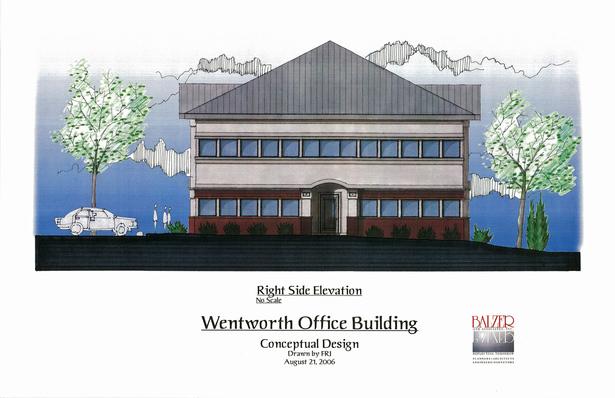 Wentworth Office Park Conceptual Design