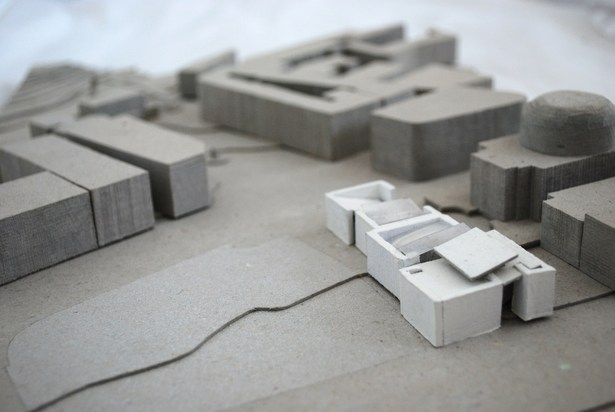1:500 Site Model