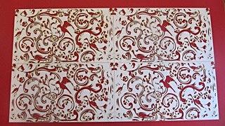 Sgambati_Alexander McQueen studio h.q._facade skin pattern_model