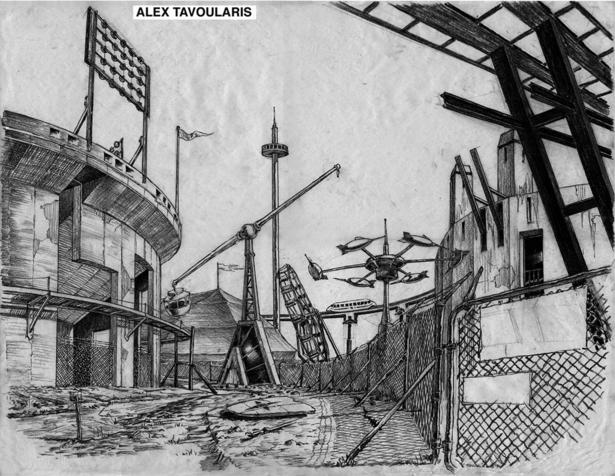 Strombolli's Amusement Park