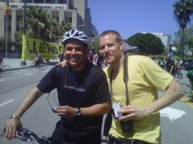 Antonio Villaraigosa & Me