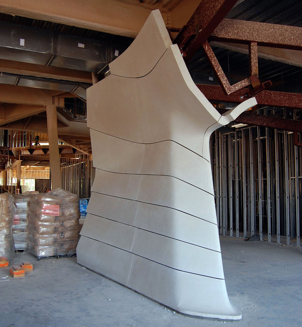 Louisiana Sports Hall of Fame Museum - Construction Image (Image: Trahan)