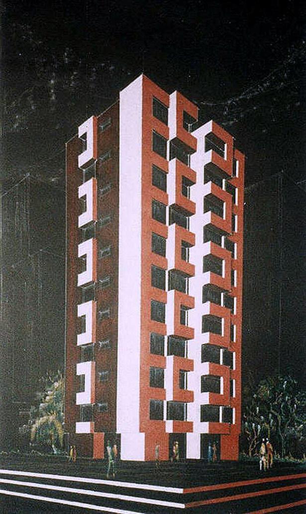 Rendering, Design & Model by J. F. Bautista