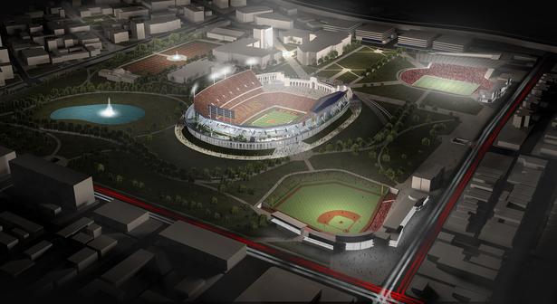 Exposition Sports Park