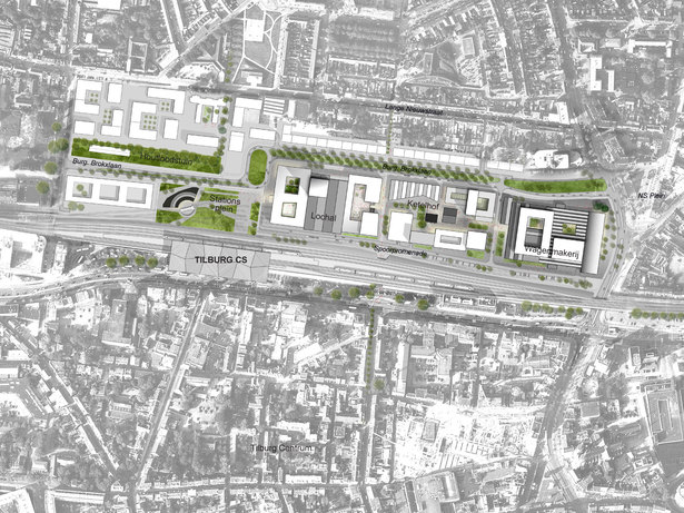 Masterplan City Campus