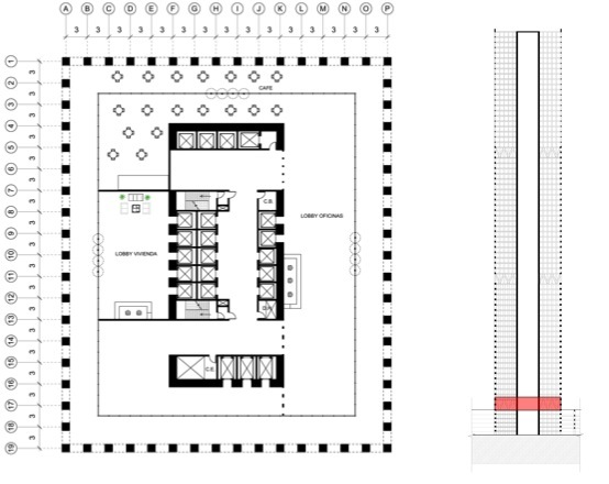 electrical layout plan uk electrical floor plan uk skyscraper carolina ortiz archinect