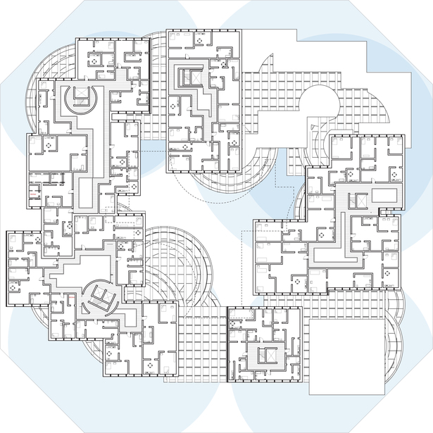 level 9 floor plan