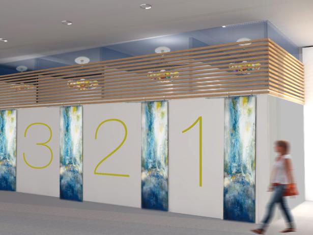 Patient Room Corridor