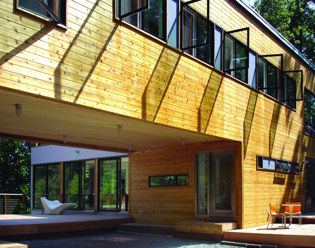 Dwell Exterior, © RES4