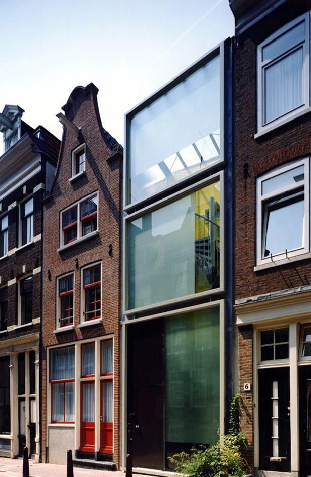 Claus en Kaan Architecten / photo Ger van der Vlugt - Binnen Wieringerstraat