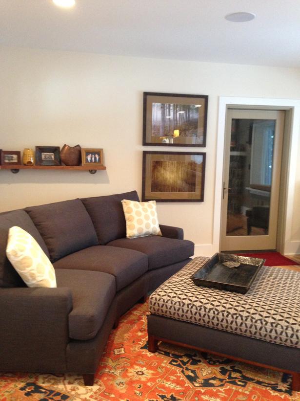 Living Room Close-Up