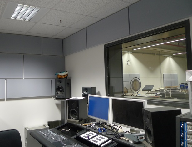 A/V Control Room