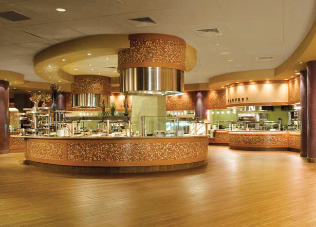 Buffet Food Service