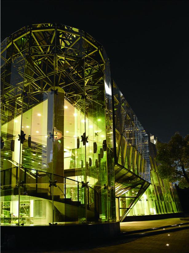 (JET) Shanghai MOCA Exterior