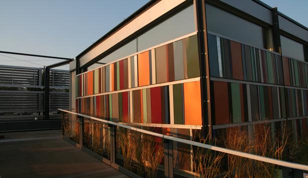 UC Solar Decathlon Exterior