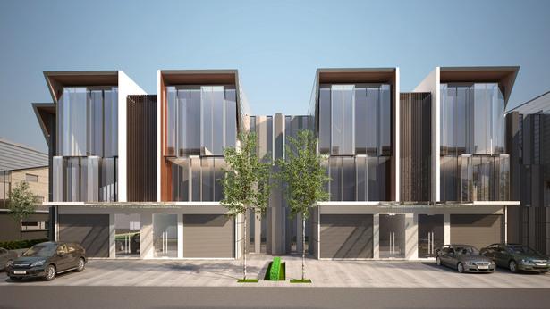 Industrial Park Meru Tan 39 Ck Architect Archinect