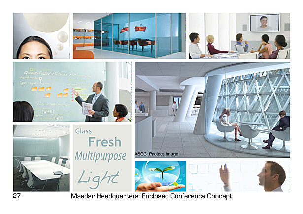 Conference Workplace Areas.