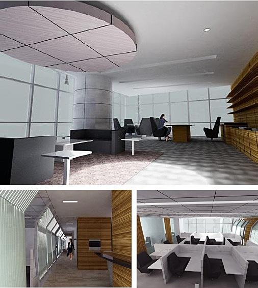 Interior Renderings