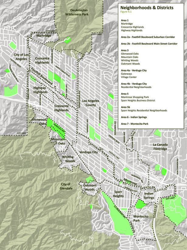 North Glendale Neighborhoods