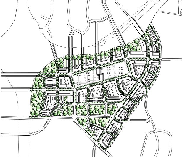 Suburban Retrofit Master Plan