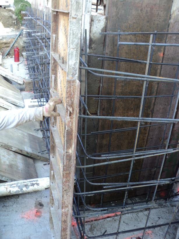 Rebar inspection
