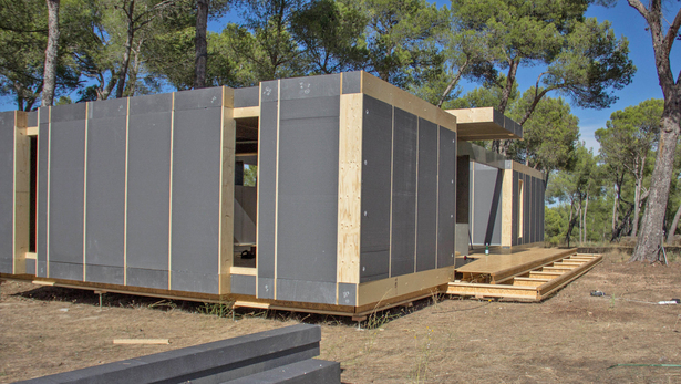 pop up house multipod studio archinect. Black Bedroom Furniture Sets. Home Design Ideas
