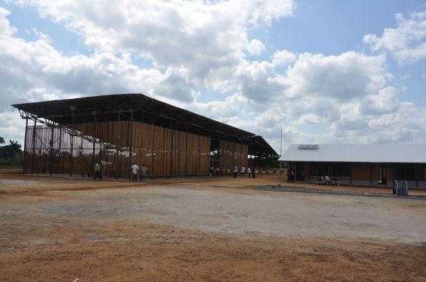 Community Center.